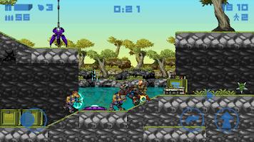 Screenshot 1: Spartan Firefight