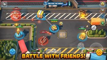 Screenshot 1: Pico Tanks: Multiplayer Mayhem
