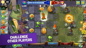 Screenshot 3: Plants vs Zombies 2: It's About Time