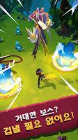 Screenshot 3: Mighty Quest (마이티퀘스트)
