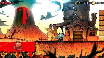 Screenshot 4: Wonder Boy: The Dragon's Trap