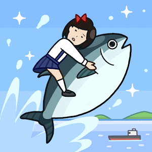 Icon: Flying Maguro