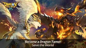Screenshot 1: Dragon Village M