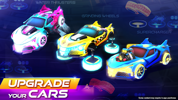 Screenshot 4: RaceCraft - Build & Race
