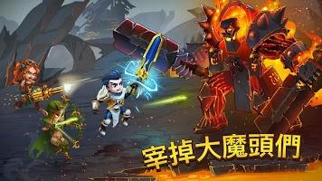 Screenshot 4: 英雄征戰