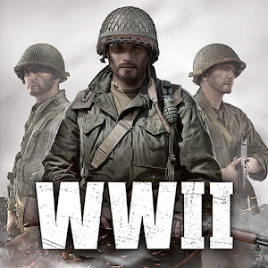 Icon: World War Heroes: WW2 jeu de tir