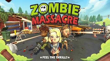 Screenshot 1: ZombieMassacre
