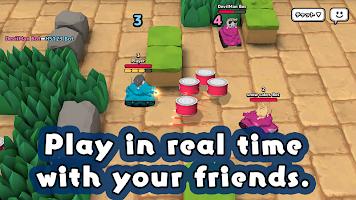 Screenshot 2: Cat Tanks