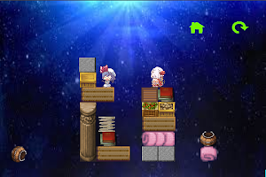 Screenshot 1: 【東方】レミリア落とし3 フランもっ!