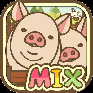 Icon: 養豬場MIX   英文版
