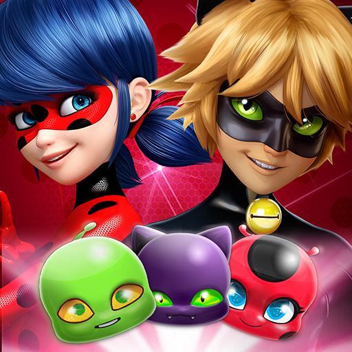 Download Miraculous Crush A Ladybug Cat Noir Match 3 Qooapp