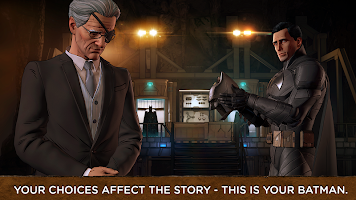 Screenshot 2: 蝙蝠俠:內部敵人