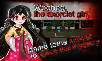 Screenshot 2: The Exorcist[Story of School]