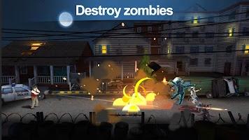Screenshot 4: Zombie Shooter-Walking World