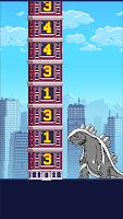 Screenshot 4: 몬스터치 - 픽셀 아케이드 게임