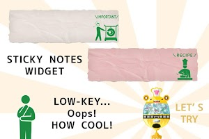 Screenshot 3: 메모장 Simple Notepad