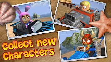 Screenshot 4: Beach Buggy Blitz