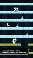 Screenshot 3: Jumping Brown