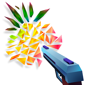 Icon: Poly Sniper 3d: 狙擊遊戲