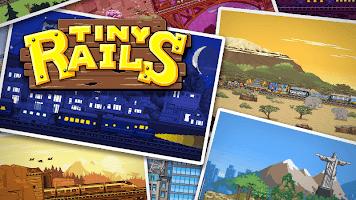 Screenshot 1: Tiny Rails