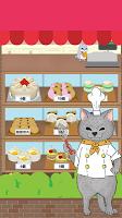 Screenshot 1: 貓和蛋糕店