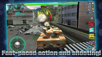 Screenshot 1: Generation Tank