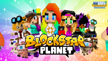 Screenshot 1: BlockStarPlanet