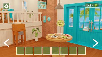 Screenshot 1: 逃離夏威夷的鬆餅店