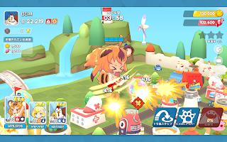Screenshot 2: ビッグバッドモンスターズ