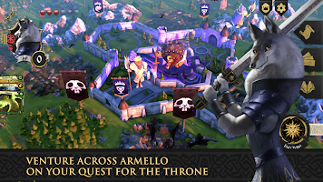Screenshot 1: Armello