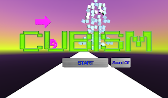 Screenshot 1: CUBISM