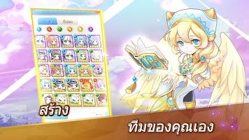 Screenshot 3: Summon Princess-Anime AFK SRPG