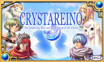 Screenshot 1: RPG Crystareino
