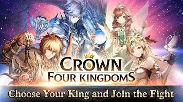 Screenshot 1: Crown Four Kingdoms | English