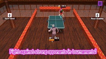 Screenshot 2: 老太婆學園桌球部