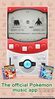 Screenshot 1: Pokemon Ongaku Zukan