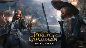 Screenshot 1: Pirates of the Caribbean: ToW