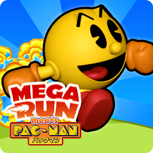 Icon: Mega Run meets Pac-Man