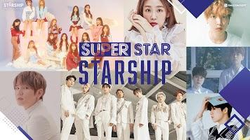 Screenshot 1: SuperStar STARSHIP