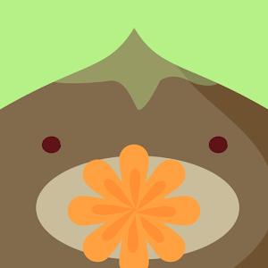 Icon: 鼹鼠水浴