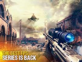 Screenshot 1: Modern Combat 5: eSports FPS