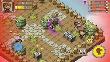 Screenshot 4: 도망가 친구들
