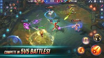 Screenshot 1: Dungeon Hunter Champions