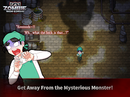 Screenshot 4: Zombie High School : Dark Kitchen
