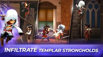 Screenshot 1: Assassin's Creed Rebellion