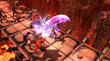 Screenshot 3: Implosion