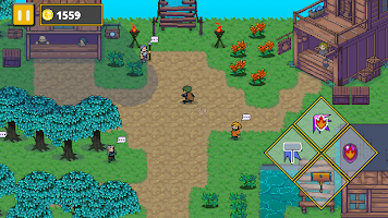 Screenshot 4: The Legend of Maze