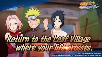 Screenshot 1: Naruto: Slugfest