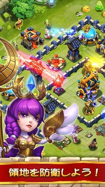 Download] Castle Clash: Age of Legends - QooApp Game Store