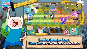 Screenshot 3: Cartoon Network Arena
